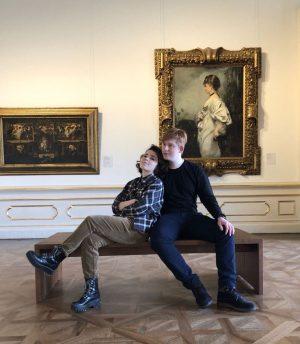 Делюсь с вами прекрасными воспоминаниями . Всем советую посетить Belvedere , лучшее место где я бывала ❤️🔥...