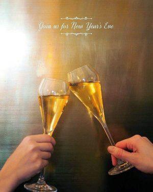 Noch keine Pläne für #Silvester? 🍾✨ Feiert das neue Jahr bei uns mit einem exklusiven 5-Gänge Gala-Dinner...
