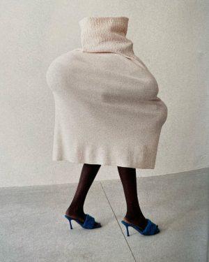 #vogueusa #oneminutesculpture #sculptures #livingsculptures #performance #performanceart