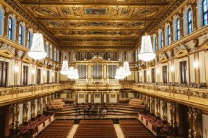 Same procedure as every year! The New Year's concert in Vienna's Musikverein will be broadcast in over...