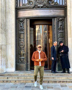 I am walking on sunshine ✨ Park Hyatt Vienna