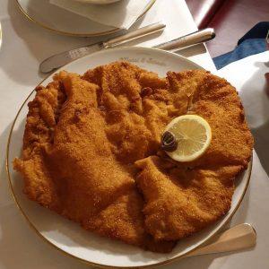 #vienna #buoncibo #schnitzel #schnitzellove Meissl & Schadn - Restaurant Vienna