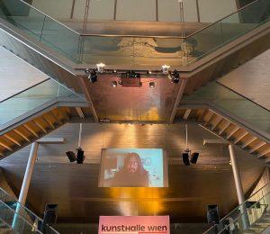#pressconference #new @kunsthallewien Kunsthalle Wien Le Surrėalisme C'est Moi!
