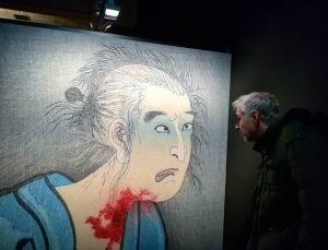 Utagawa Kuniyoshi is renowned as one of Japan's great artists of the nineteenth century. #utagawakuniyoshi #makvienna #japan...