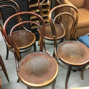 Wirtshaus Stühle von Thonet. #thonet #wirtshaus #stühle #antik #antiques #interieurdesign #vintagemöbel #wien #meidling #dekorative Dekorative