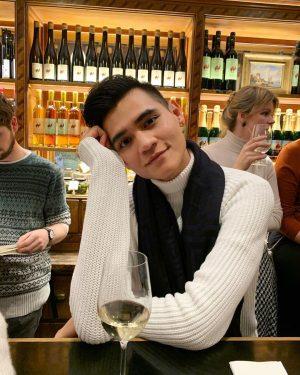 Traditional bar #vienna #wien #zumschwarzenkameel @zumschwarzenkameel #aofiseverywhere #เวียนนา #ออสเตรีย #bar #cafe Zum Schwarzen Kameel