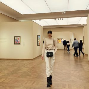 you are my masterpiece Leopold Museum