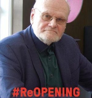 #ReOPENING KÜNSTLERHAUS 6. März 2020  Im März 2020 werden wir Künstler*innen wieder ...