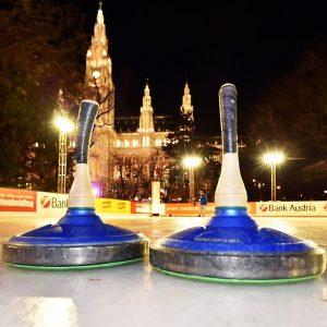 ⛸ Eislaufen oder Eisstockschießen🥌 - was machst du lieber? Beides kann man beim @wienereistraum, wobei Eisstockschießen immer...