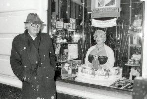 🎂 Heute wäre Federico Fellini 100 Jahre alt geworden: Anlässlich der Viennale 1988 ...