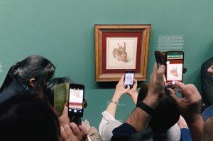Świat sztukę podziwia. Albertina Museum