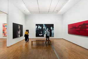 @albertinamuseum in Vienna is dedicating a room to the works of #Helnwein as part of