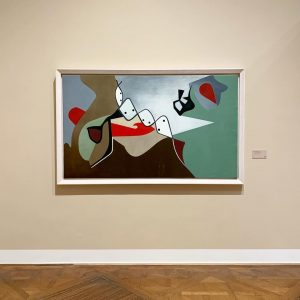 Top exhibition about the Viennese surrealist artist Wolfgang Paalen (1905-1959) who emigrated to ...