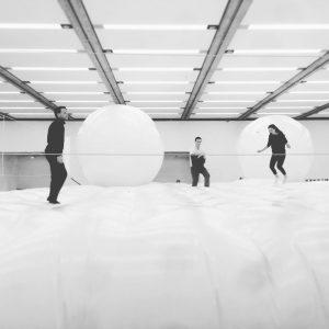 Giant Billiard, 1970, Haus-Rucker-Co (2019 reconstruction) #art #inspiration #mumok #wien #vienna #giantbilliard #loveart #artlovers #believeinbeauty mumok -...