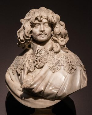 The portraits created by Caravaggio, Bernini and their successors are particularly personal and ...