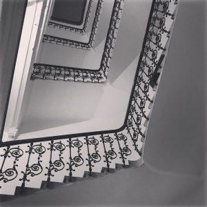 Schon schön 🐼 #staircasetoheaven