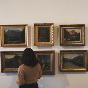 A volte sono tutto spesso sono niente Belvedere Museum