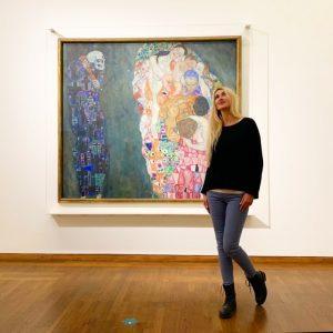 Мой любимый Густав Климт😍 My love Gustav Klimt Leopold Museum