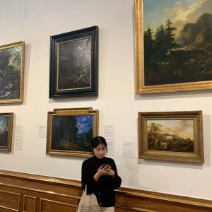 오디오 안 빌리면 영어 해석하다가 머리 아파서 2시간동안이나 봐야해요,, Belvedere Museum