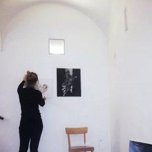 Heute ab 17 Uhr zeigen wir unsere Arbeiten im Rahmen der Ausstellung
