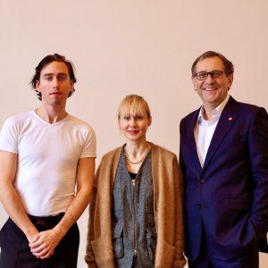 MQ Direktor Christian Strasser lud heute zur 𝐌𝐐 𝐉𝐚𝐡𝐫𝐞𝐬𝐩𝐫𝐞𝐬𝐬𝐞𝐤𝐨𝐧𝐟𝐞𝐫𝐞𝐧𝐳 𝟐𝟎𝟐𝟎 - mit dabei: ...