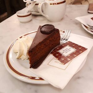 Sacher Hotel - Vienna, Austria _____________________ This is probably one of the most ...