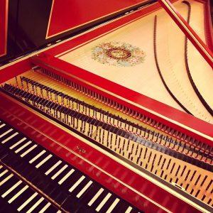 Auch morgen können Sie die Instrumentenausstellung im Wiener Konzerthaus bei freiem Eintritt besuchen! ...