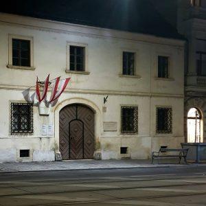 VIENNA/ Vor 223 Jahren am 31 Jänner 1797 ist Franz Schubert in der Nußdorferstrasse geboren. ____________________ #goodeveningvienna...
