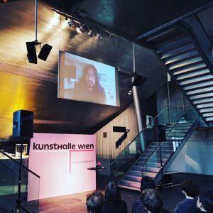 Wir freuen uns auf die gemeinsame Ausstellung mit der @kunsthallewien: