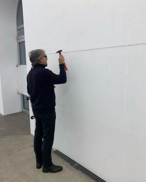 #artiststatement #marcusgeiger #wenn2 #opening #170120 #7pm #galeriethomanwien Galerie Elisabeth & Klaus Thoman