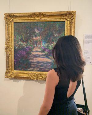 Monet is love Belvedere Museum