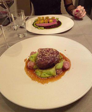 Birthday dinner❤️🎂 DO & CO Hotel Vienna