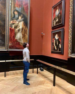 Посетили музей истории искусств, картины и экспонаты впечатляют своими размерами и сложностью, а ...