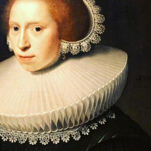 Portrait of a Young Woman (1630) by Michiel Jansz van Mierevelt #super_art_channel #artoftheday ...
