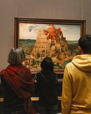 Sizi o kadar iyi anlıyorum ki.. Kunsthistorisches Museum Vienna