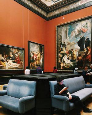 pause Kunsthistorisches Museum Vienna