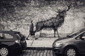 #vienna #vienna_city #street #streetart #vienna_austria #deer #eyeshotmag #streetizm #igerspoland #igerswarsaw #worldstreetfeature #streetrepeat #lensculture ...