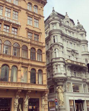 А потом была она 🏰🗺🤍#vienna . . #trip #arhitecture #travel