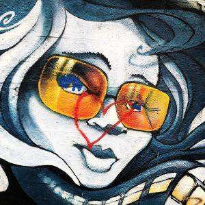 #womenfaces . . . . . . . #dogwalk #streetstyle #streetart #graffiti #womenstyle ...