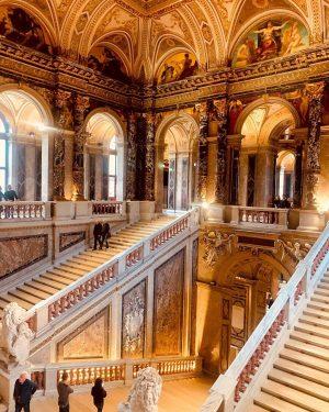 Museo de historia del Arte de Viena, increíble. @kunsthistorischesmuseumvienna Kunsthistorisches Museum Vienna