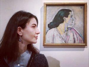 Profile pic 🗿 #vienna#kunst#historymuseum #memories#profile#picoftheday Belvedere Museum