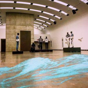 #timeisthirsty - so heißt die Ausstellung in der @kunsthallewien , die sich mit ...