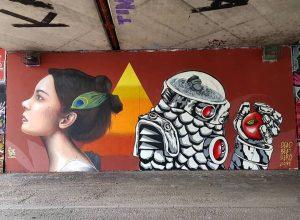 #tb #2019 #graffiti #streetart #art #sprayart #urban #urbanart #avusturya #österreich #austria #viyana #wien#vienna ...