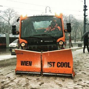"""""""Wien ist cool"""" - bei Schneefall sowieso, oder 😬 #teamwinter #teamsommer #wienbeischnee #snowflakes #vienna #winterinvienna #winteroscoming #wienliebe..."""