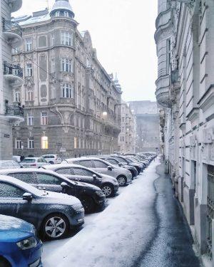 Dapontegasse, Schnee von gestern, 2 #wienstagram #Wien #Österreich #Austria #Vienna #vienna_austria #nurderschönheitwegen #snow
