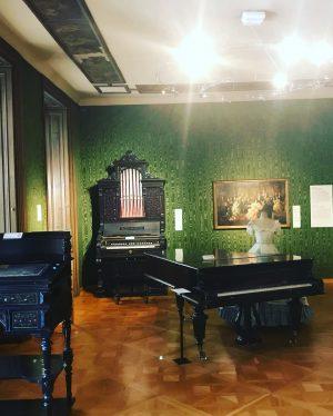Strauss flat #freimuseumstag👍🇦🇹 Wien Museum Johann Strauß Wohnung