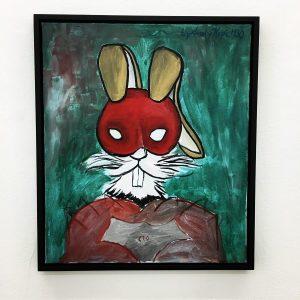 Andy Hope @gabrielesenngalerie #schleifmühlgasse #opening #contemporaryart #artwork #artisfun #ceo #artlover #andyhope1930 #schleifmühlgasseopening #artvienna #summerinthecity GABRIELE SENN GALERIE