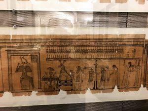Book of the dead Papyrusmuseum der Österreichischen Nationalbibliothek
