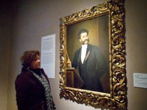 Johann Strauss II fue un compositor austriaco conocido especialmente por sus valses, como El Danubio azul. Hijo...