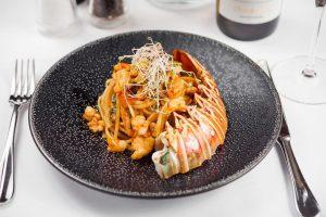 #restaurant #fishrestaurant #seafood #fish #foodie #foodlover #instafood #foodblogger #amazing #delicious #gourmet #pasta #languste #lobster #hummer #prawns #garnelen...